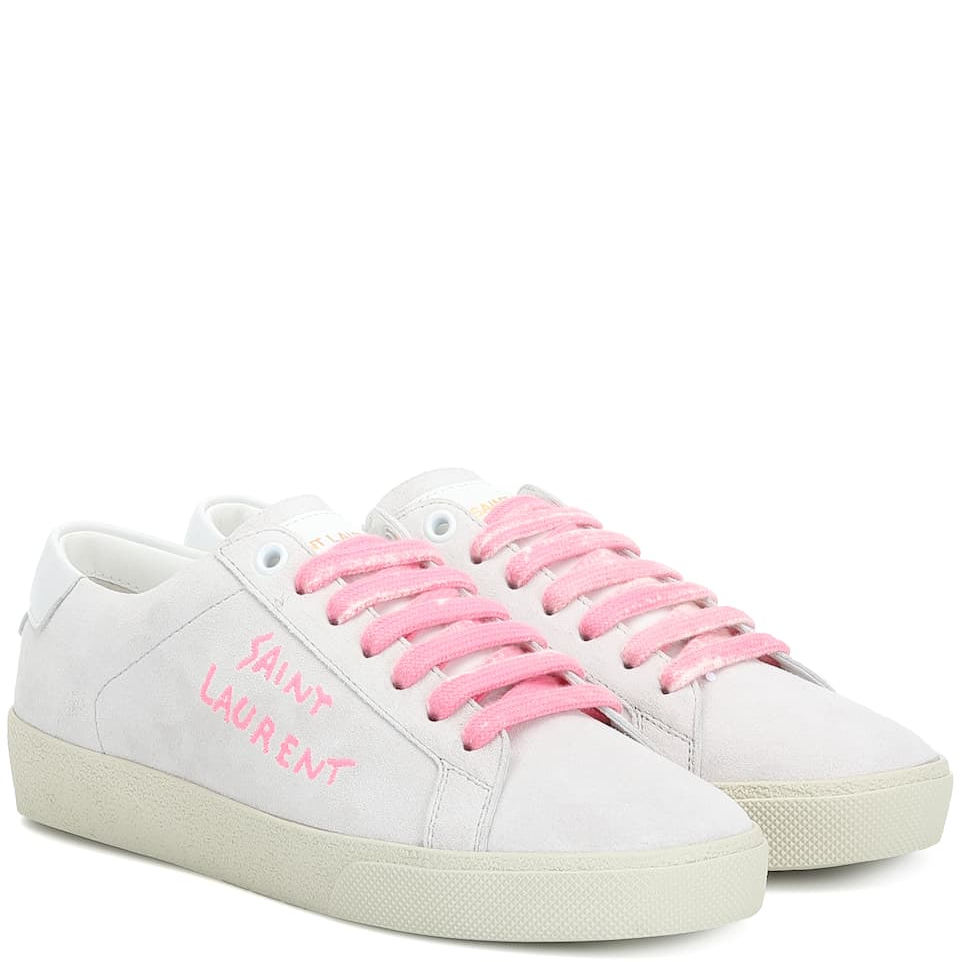 Court Classic SL/06 Suede Sneakers