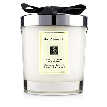 English Pear & Freesia Home Candle