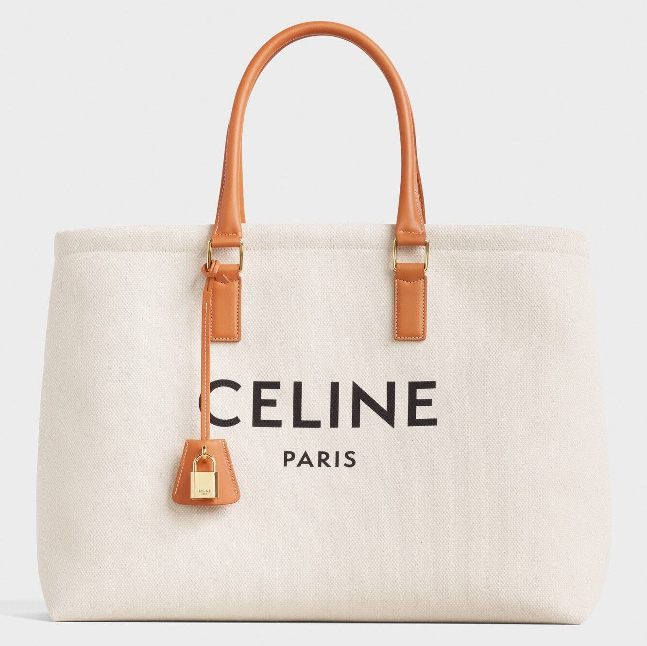 Horizntal Cabas Celine in Canvas