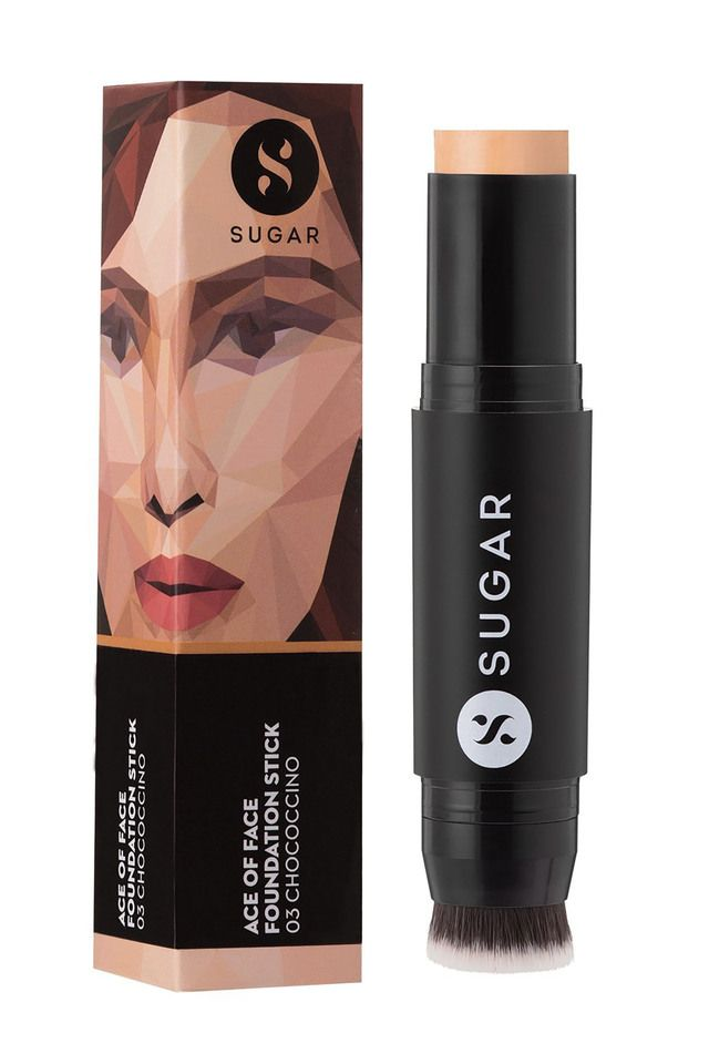 Ace of Face Foundation Stick in Chococcino