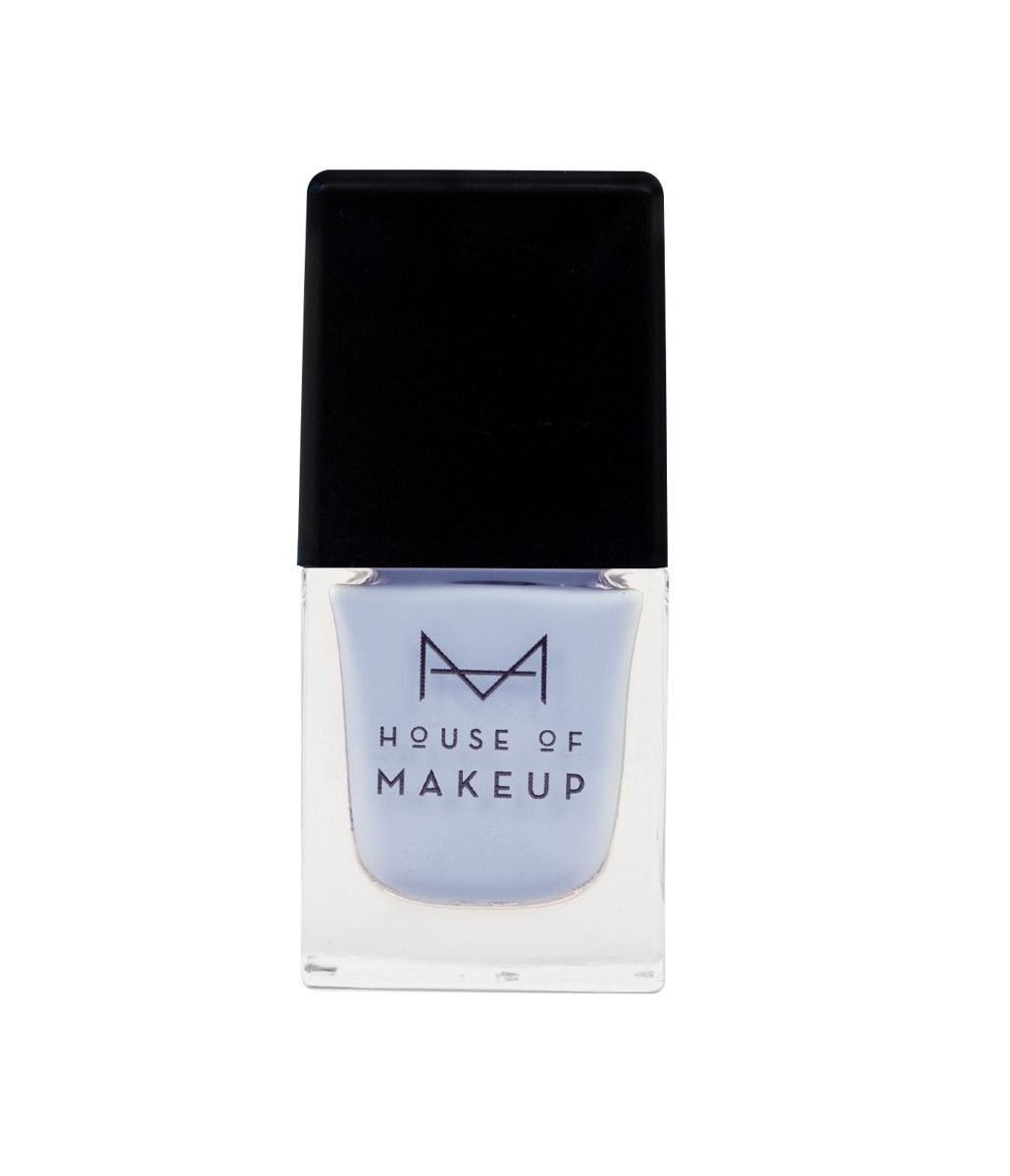Matte Nail Lacquer in Blue Chalcedony
