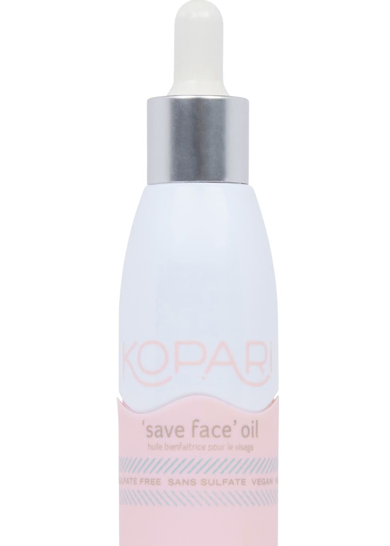Save Face Oil