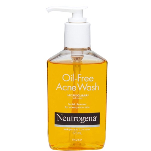 Oil Free Acne Face Wash