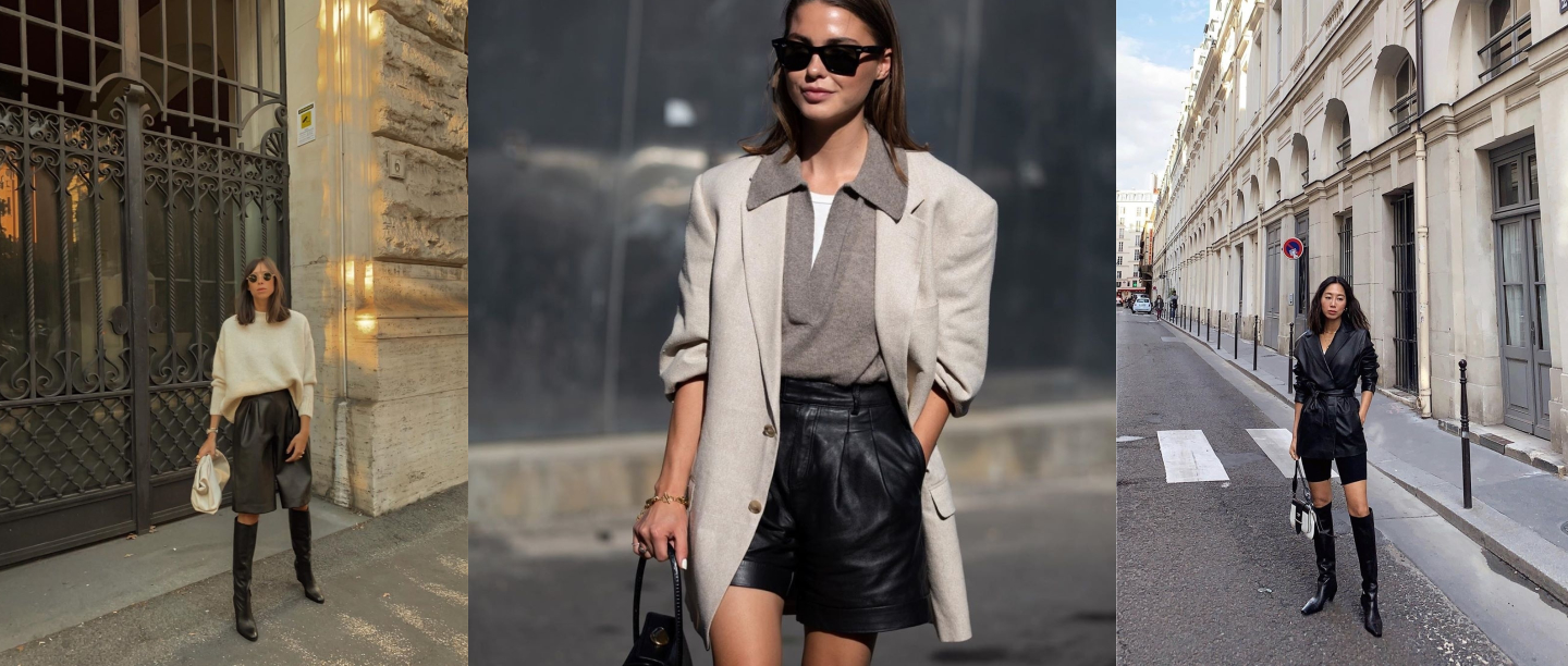 The Faux Leather Pieces Our Winter Wardrobe Is Missing RN