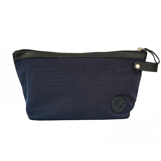 Utility Pouch-Navy Blue
