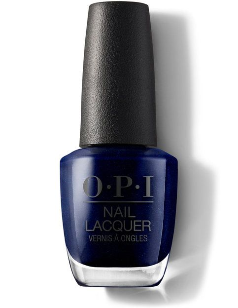 Nail Lacquer - Yoga-ta Get This Blue