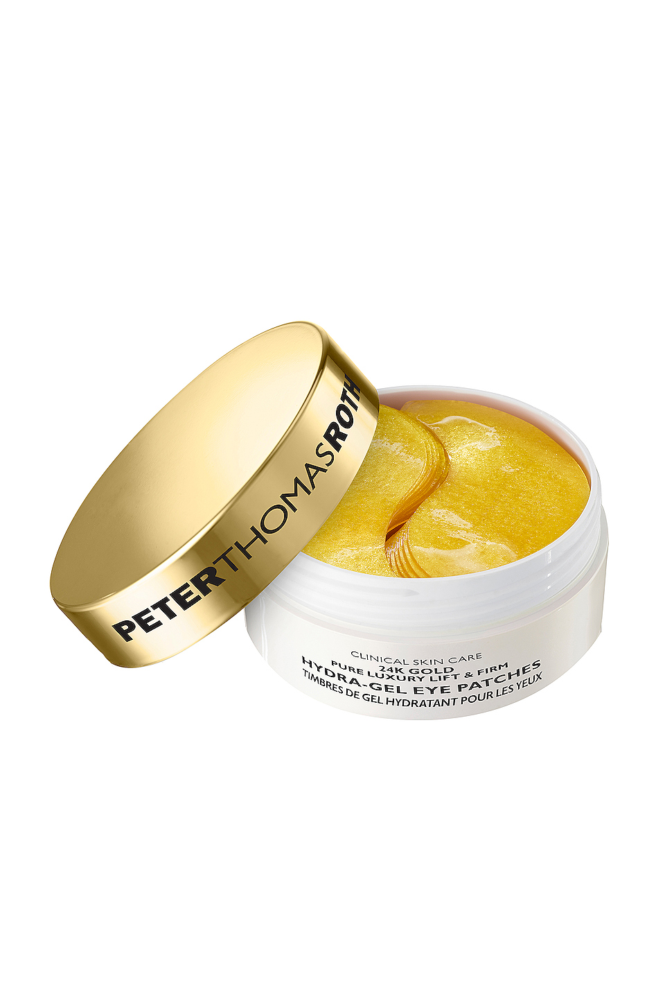 24K Gold Pure Luxury Lift & Firm Hydra Gel Eye Patches