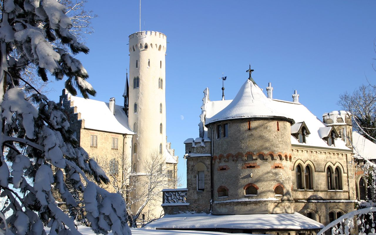 Image Courtesy: Lichtenstein Castle
