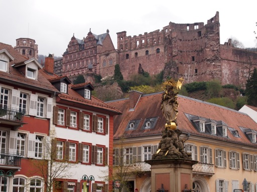 Image Courtesy: Heidelberg Castle