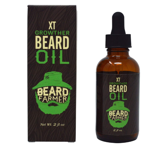Beard+Farmer+XT Beard Growth Stimulant Oil Xt