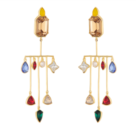 Sparkle On The Move Earrings