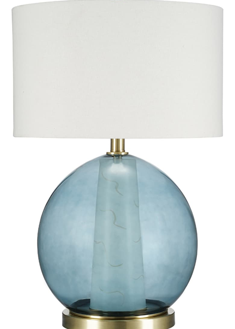 Orla Glass Table Lamp