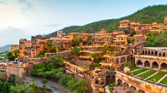 Image Courtesy: Neemrana
