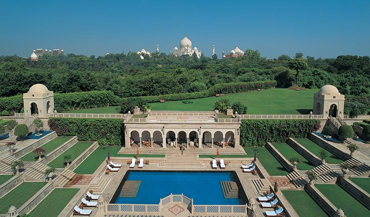 Image Courtesy: The Oberoi Amarvilas