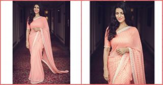 Let Nimrat Kaur Educate You About 'Leheria' Sarees 'Coz You'll Need At Least One!