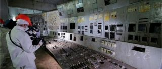 From Ghost Town To Tourist Spot: Ukraine Opens Chernobyl's Control Room To Travellers