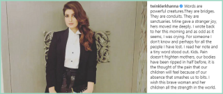 A Terminally-Ill Fan's Message To Twinkle Khanna Will Move You To Tears