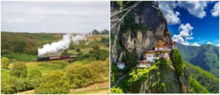 Bhutan On Your Wanderlust List?  Pack Your Bags, We'll Soon Have A Direct Train From India