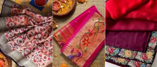 Your Handloom Handbook: 7 Indian Weaves That'll Make You Fall For Sarees All Over Again