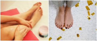 POPxo Beauty Writer Shows Us How To Give Yourself A Foot Spa At Home with WIPEOUT