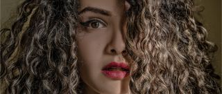 Love Your Curls? Here's The Right Way To Part Your Hair For Extra Volume!