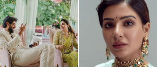 Samantha's Looks From Rana & Miheeka's Wedding Are A Lesson In Summer Styling!