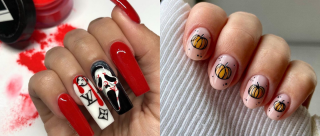 Get Your Spook On: We've Got All The Halloween Manicure Inspo You're Going To Need
