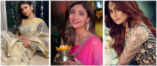 Diwali 2020: Here's How Our Fave Celebrities Turned Up The Glamm Quotient