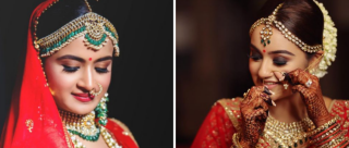 20+ Bridal Matha Patti Designs 'Coz A Statement Headpiece Makes All The Difference