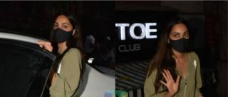 Kiara Advani Went The 'No Pants' Route With Her Off-Duty Look & That Outfit Is All We Want