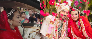 This Badass Bride Is Winning The Internet For Driving Her Husband Home After Her Vidaai!