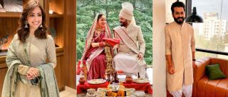 Can't Keep Calm 'Coz Yami Gautam Just Got Married & Here's The First Pic From The Ceremony
