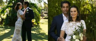Breathtaking! These Pics From Evelyn Sharma's Hush-Hush Wedding Will Make Your Monday