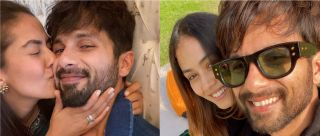 Guess Which Shahid Kapoor Movie Got A Thumbs Down From Wifey Mira Rajput?