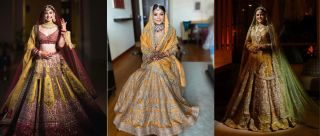 Aam Brides: 7 Brides Who Embraced The Mango Hue For Their Wedding Finery