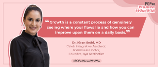 Celeb Dermatologist Dr Kiran Sethi On Why There's More To Skincare Than Just Fancy Labels