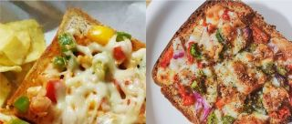 Bread Pizzas Have Gotta Be The Yummiest Snack Ever & These Easy Recipes Are All You Need!