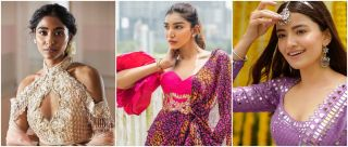 40 Blouse Sleeve Designs To Give A Stylish Twist To Your Saree Or Lehenga