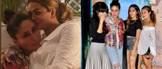 Kareena Kapoor Just Partied With Her BFF & We Are Totally Digging Her Vibrant Look