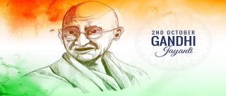The Best Gandhi Jayanti Wishes, Messages, Status & Greetings To Share With Your Loved Ones