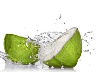 coconut water - point 1