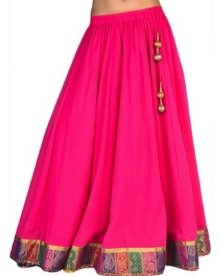 essentials your desi wear wardrobe needs - skirt