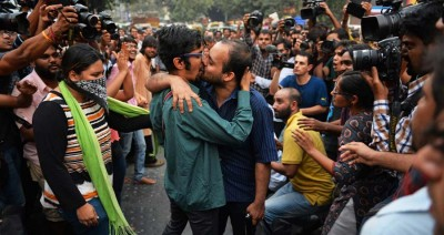 Kiss of Love protest