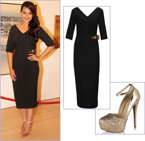 Celebs Show You How to Rock the Perfect LBD