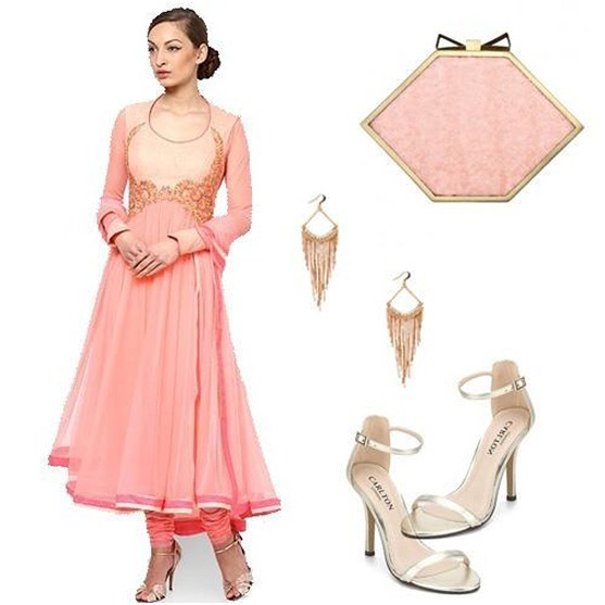 Fabulous Wedding Outfit 1