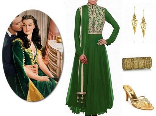 iconic hollywood looks - vivien leigh