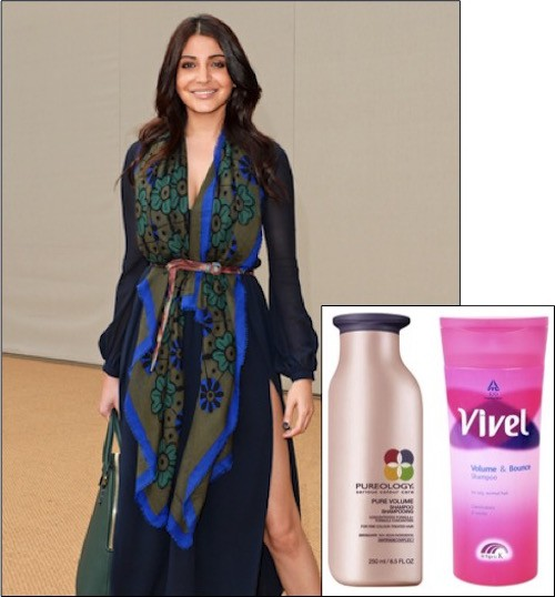 The Right Shampoo For Every Hair Type