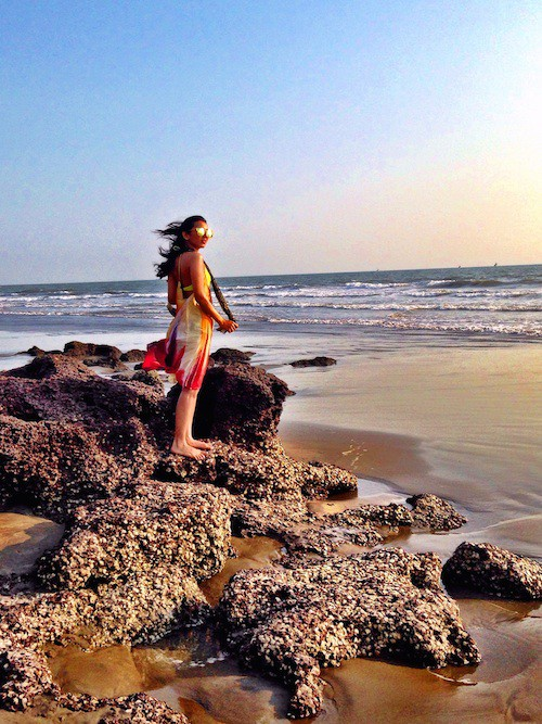 holiday in goa beach