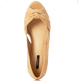 affordable flat shoes nude espadrilles