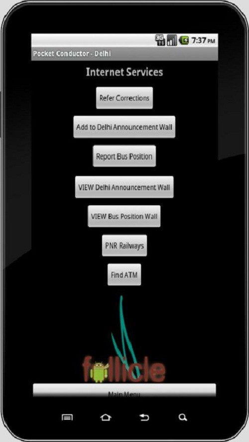 apps for women Pocket Conductor